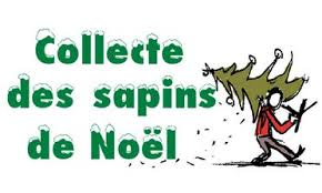 point de collecte SAPINS